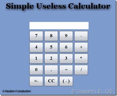 UseLessCalc1
